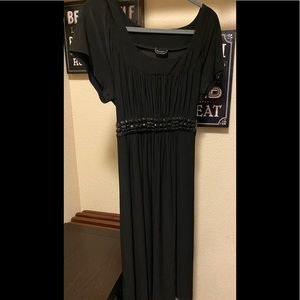 WOMENS XL FORMAL DRESS GALA FUNERAL WEDDING CAREER